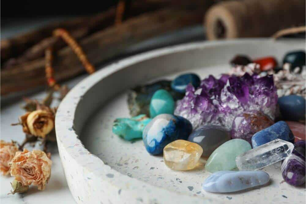 How to Use Your Crystals for Success and Wealth