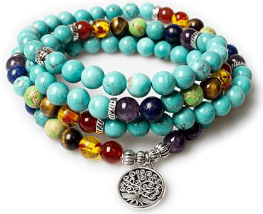 prayer mala beads - positive mindset - Meditation Hypnosis