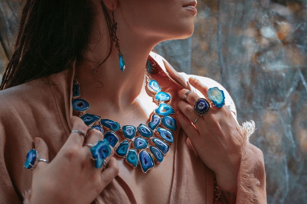 can we wear used gemstones