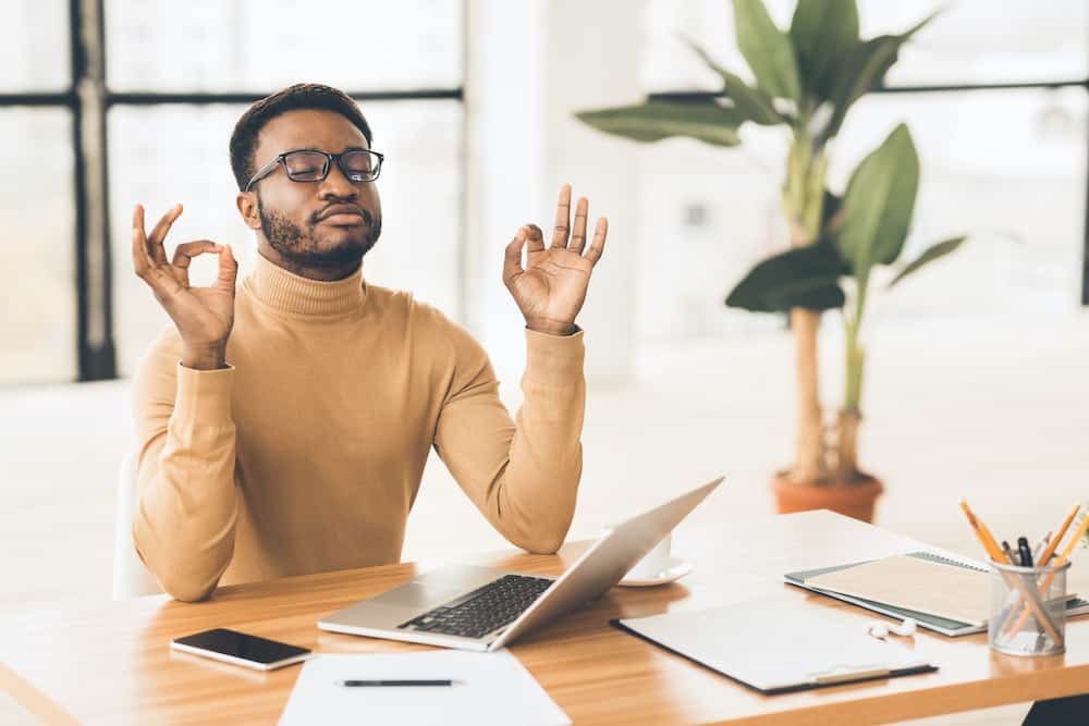 healthy techniques to cope with stress