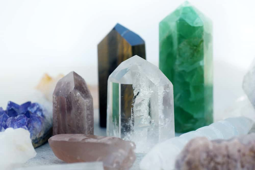 what crystals are used for chakras