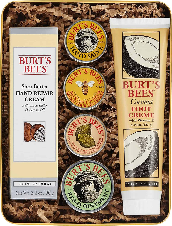 BURT'S BEES CREAM - self care advice self - care tips