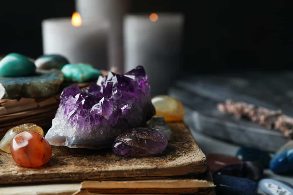 how to charge my crystals