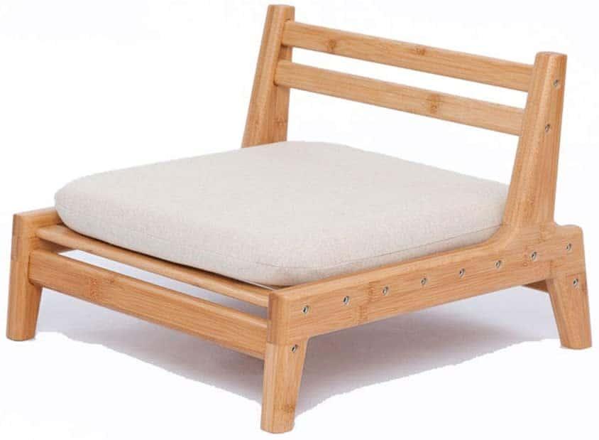 bamboo seat - positive mindset - Meditation Hypnosis