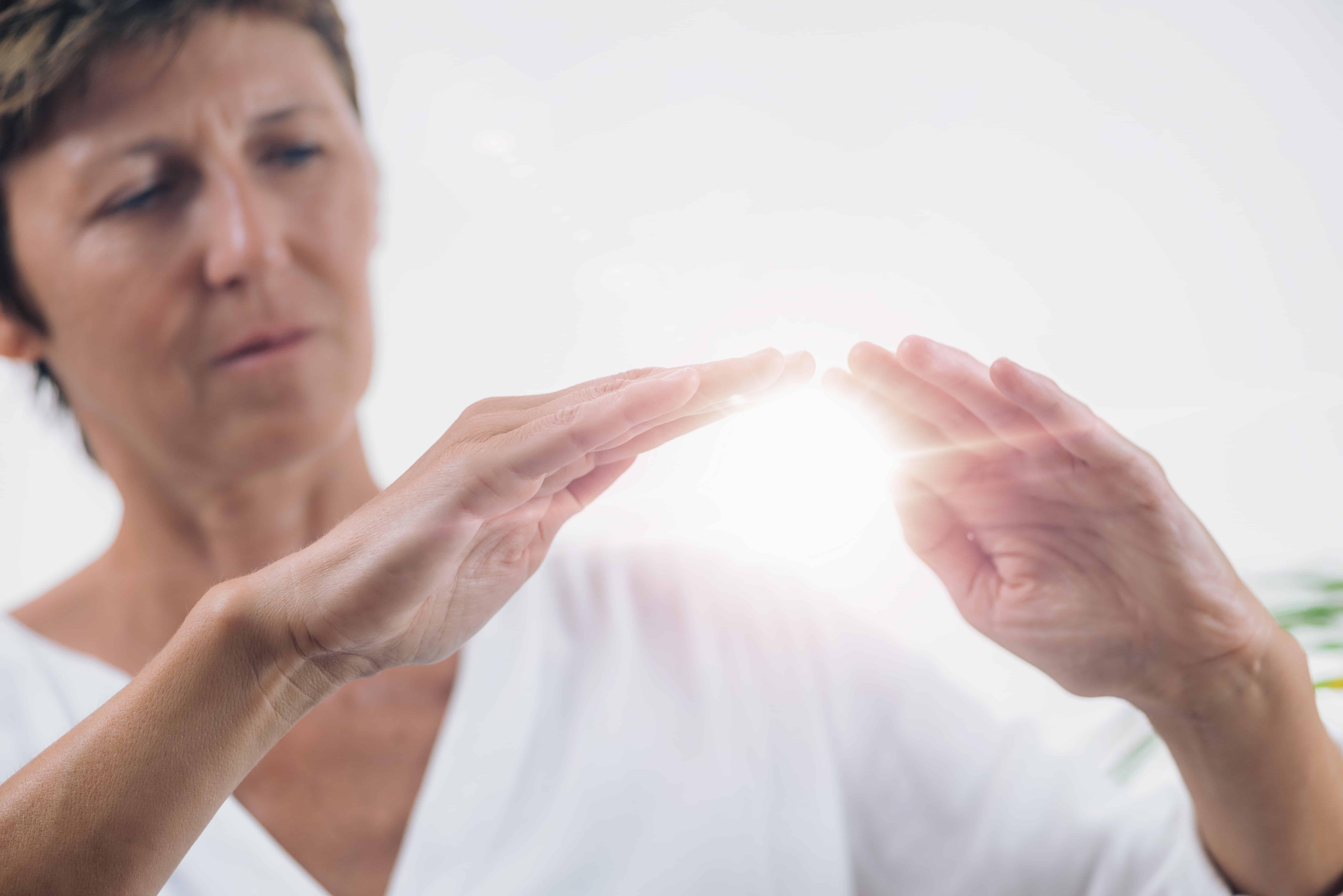 Reiki Distance Healing - positive mindset