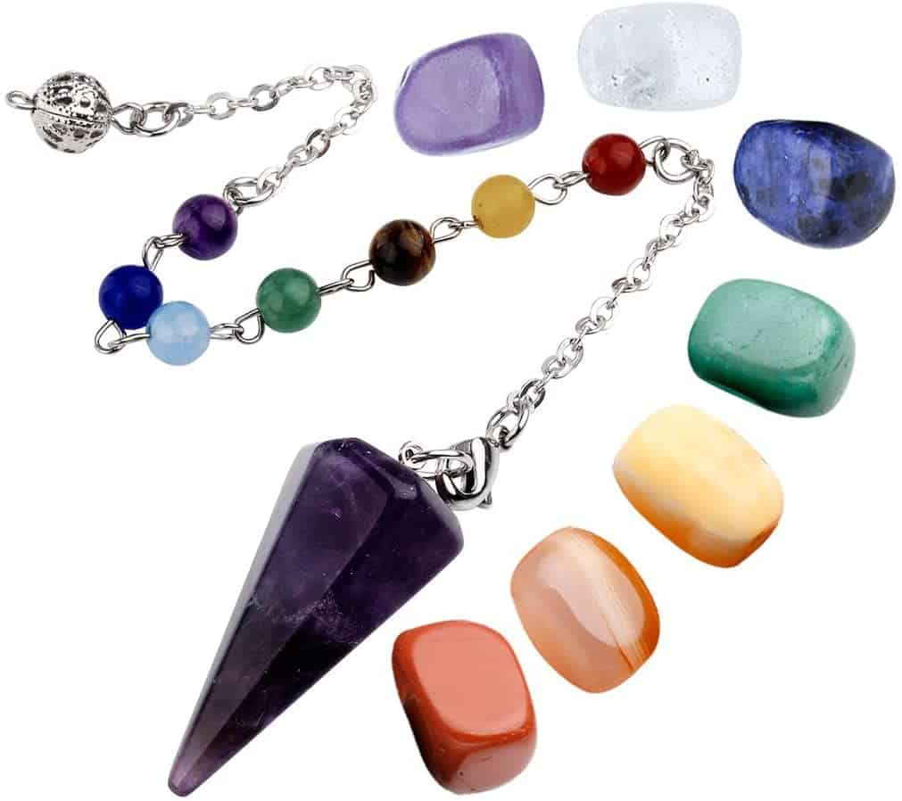 chakra crystals - positive mindset - Meditation Hypnosis