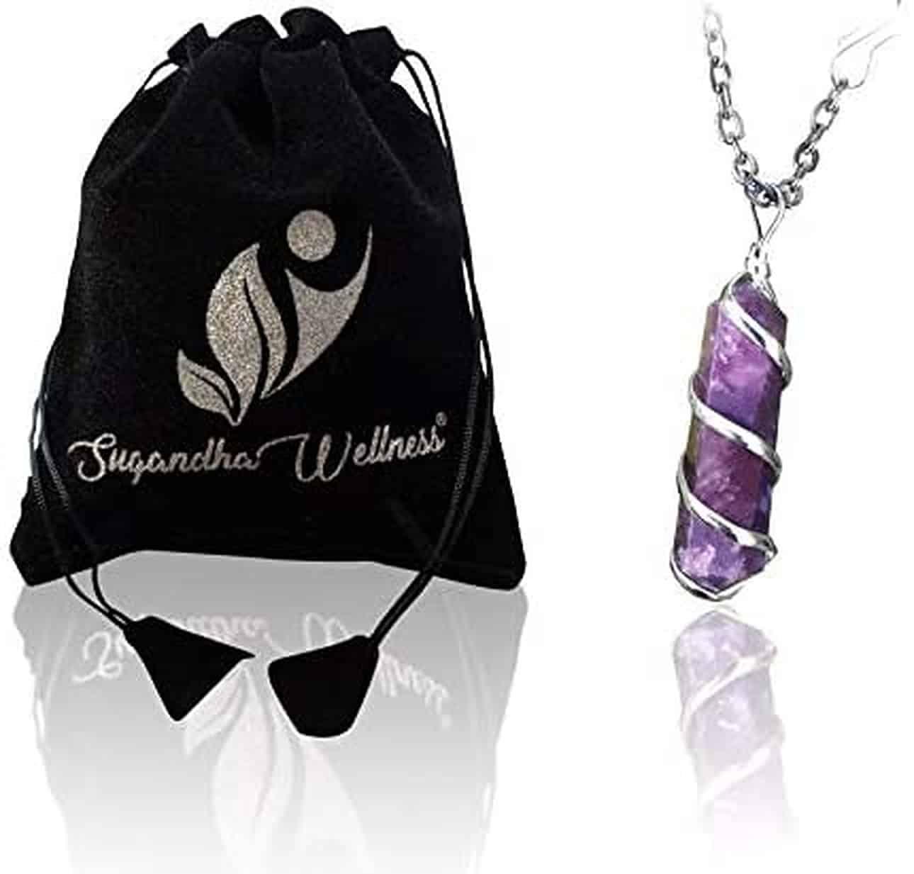 healing necklace - positive mindset - Meditation Hypnosis
