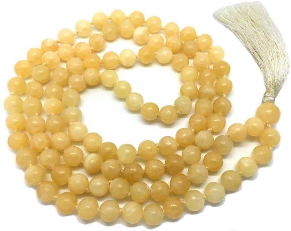 honey calcite - positive mindset - Meditation Hypnosis