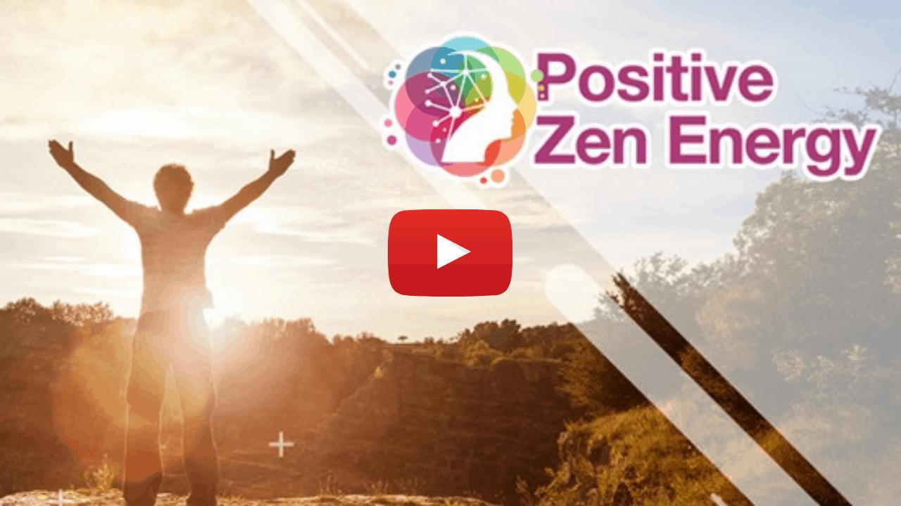 positive zen Energy - positive mindset - Meditation Hypnosis