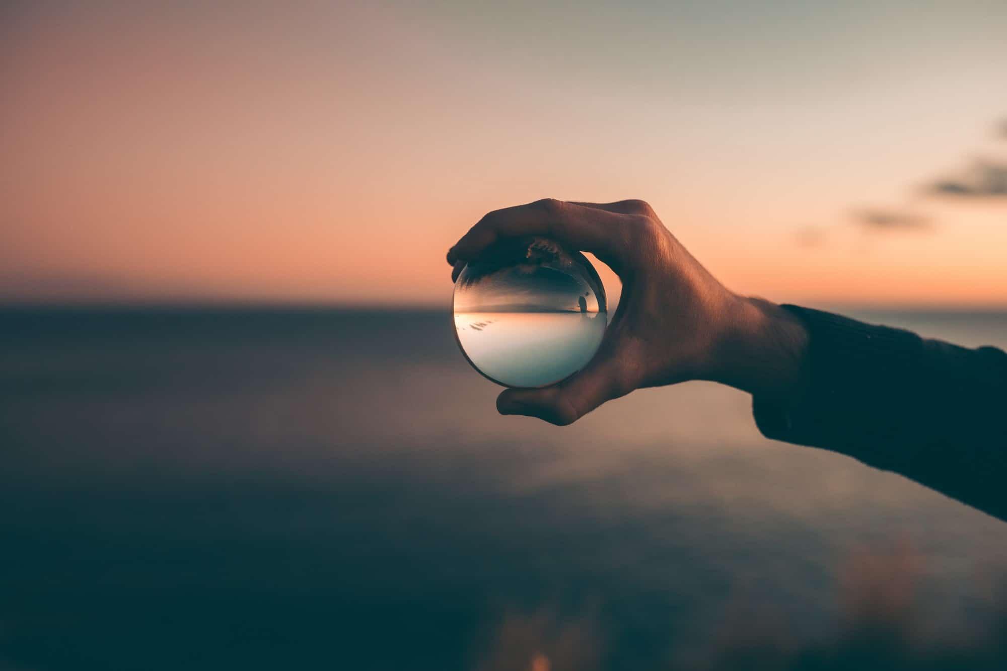 The psychology of the mind concept - positive mindset