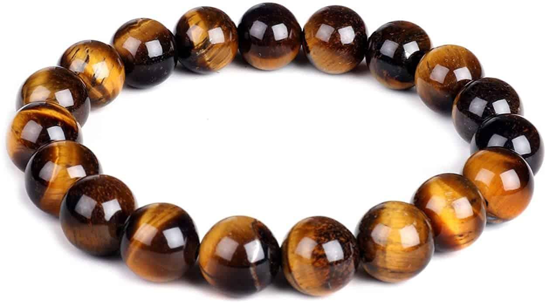 tiger eye bracelet - positive mindset - Meditation Hypnosis