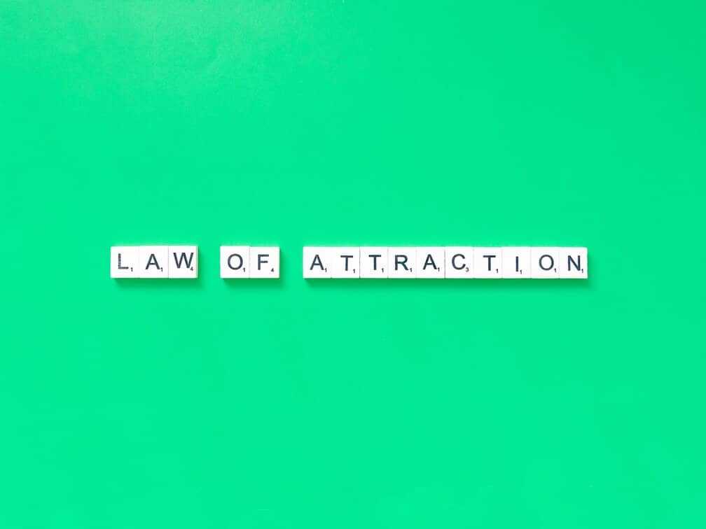 law of attraction - positive mindset - Meditation Hypnosis
