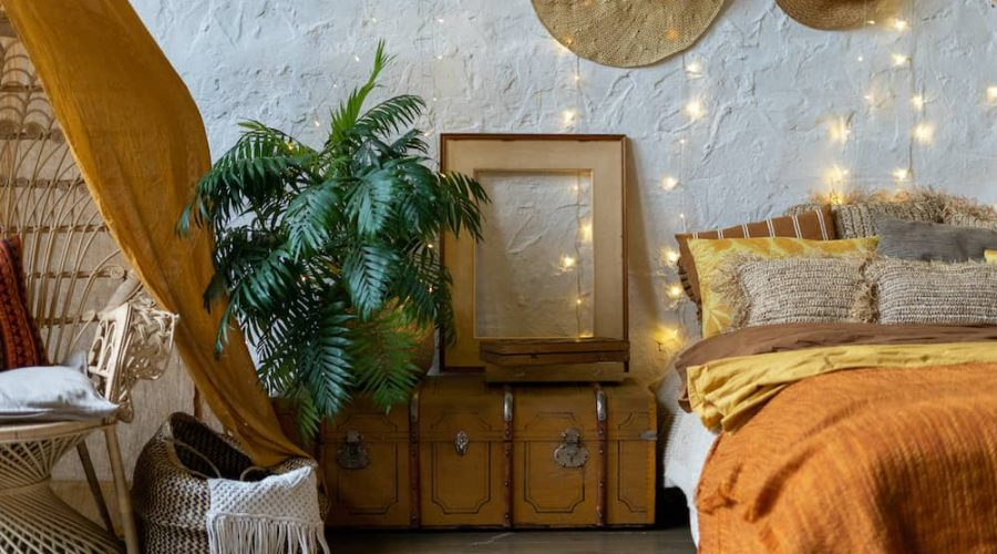 how to make your room a sanctuary