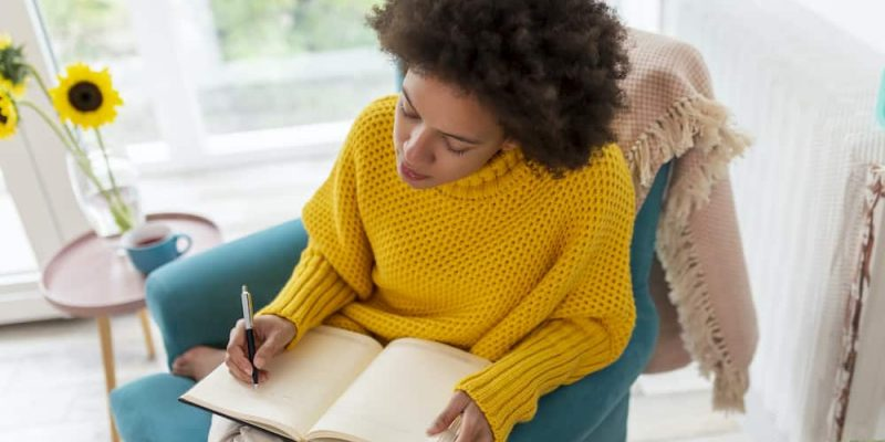 what are journaling prompts for mental health